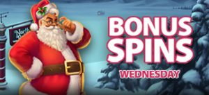 Secrets of Christmas Bonus Spins