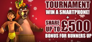 Tournament – Win a Smartphone