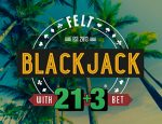 Blackjack With 21+3