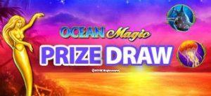 Ocean Magic Prize Draw