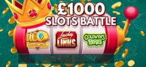 1000 Slots Battle