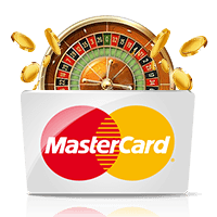Mastercard Roulette Wheel And Chips