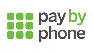Pay By Phone Simple Logo